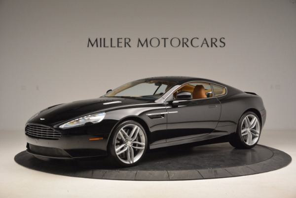 Used 2014 Aston Martin DB9 for sale Sold at McLaren Greenwich in Greenwich CT 06830 2