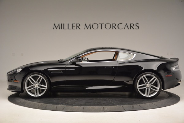 Used 2014 Aston Martin DB9 for sale Sold at McLaren Greenwich in Greenwich CT 06830 3