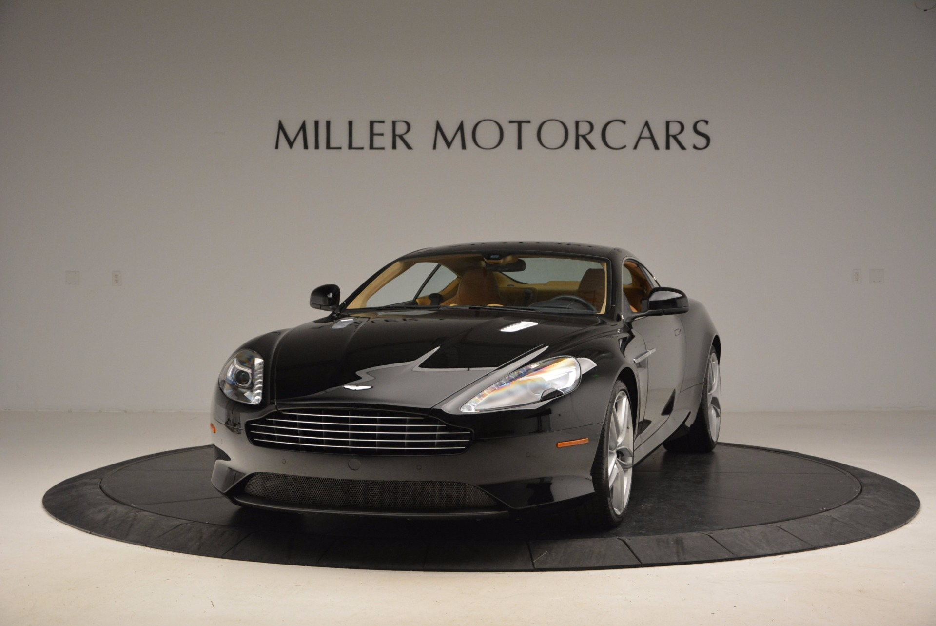 Used 2014 Aston Martin DB9 for sale Sold at McLaren Greenwich in Greenwich CT 06830 1