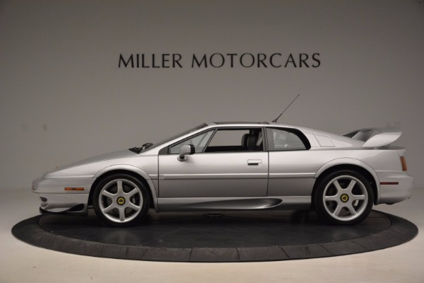 Used 2001 Lotus Esprit for sale Sold at McLaren Greenwich in Greenwich CT 06830 3