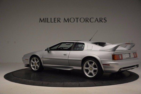 Used 2001 Lotus Esprit for sale Sold at McLaren Greenwich in Greenwich CT 06830 4
