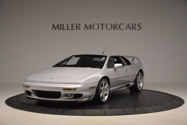Used 2001 Lotus Esprit for sale Sold at McLaren Greenwich in Greenwich CT 06830 1