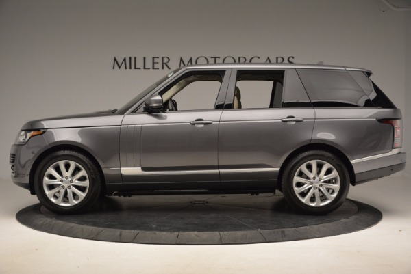Used 2016 Land Rover Range Rover HSE TD6 for sale Sold at McLaren Greenwich in Greenwich CT 06830 3