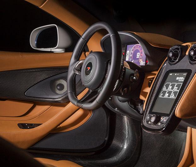 570 gt steering wheel