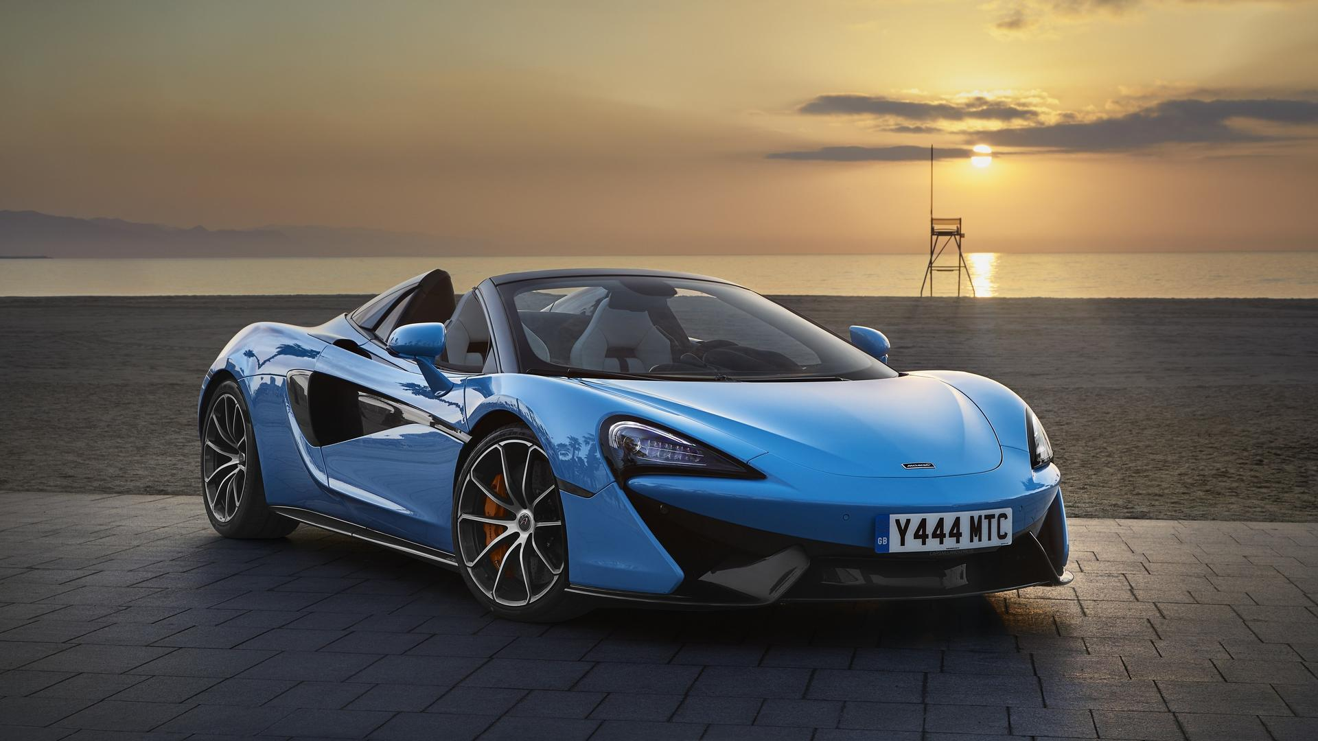 570s spider side view