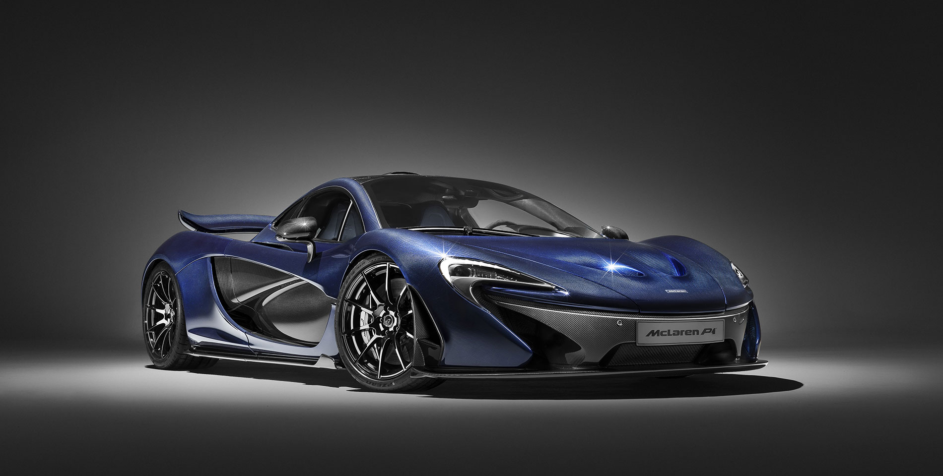 McLaren P1 Vehicle