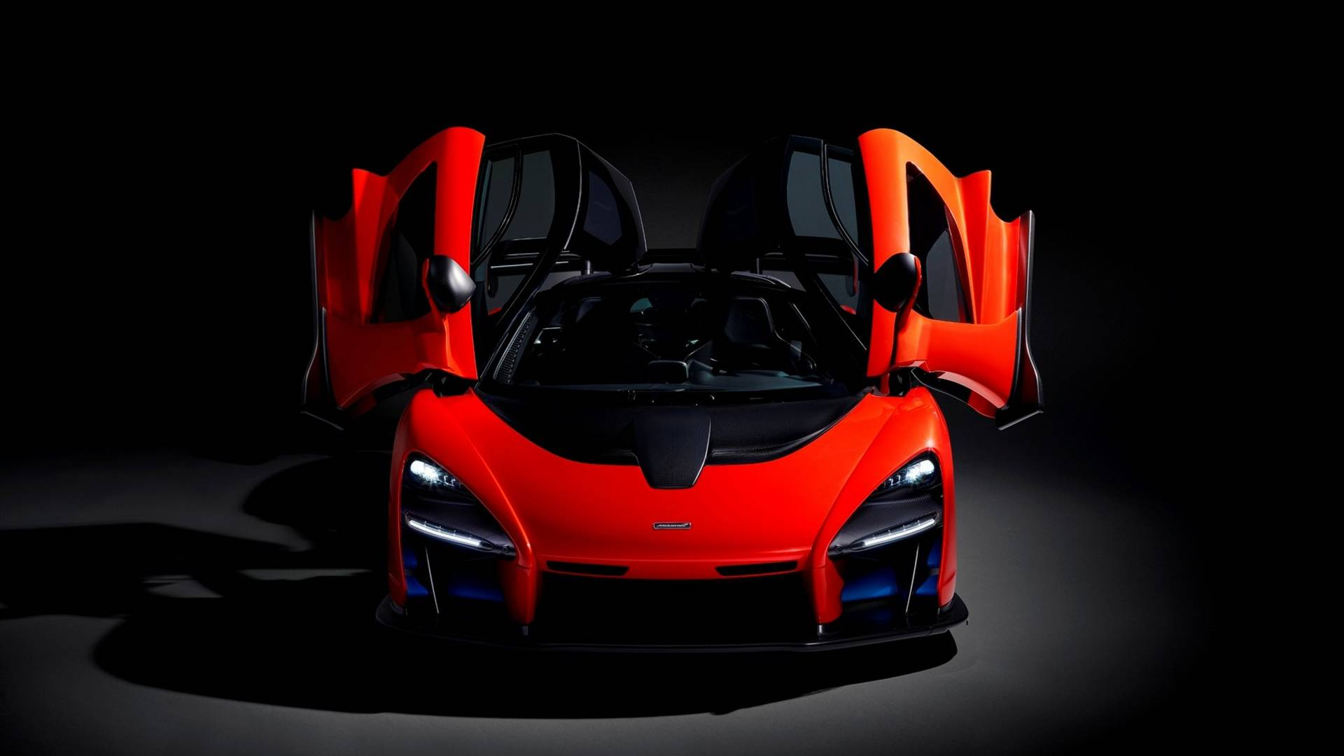 McLaren senna exterior