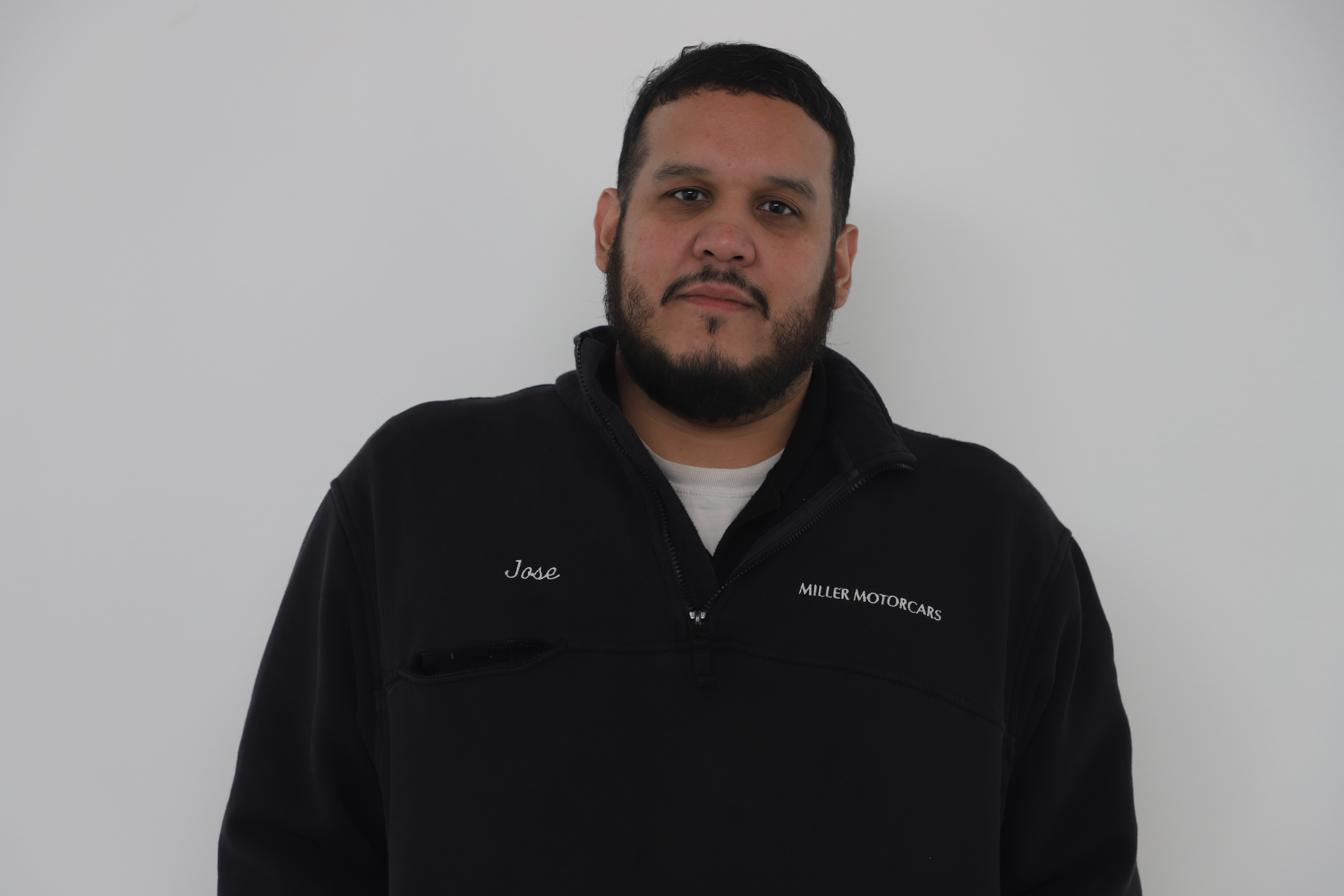 Jose Mejia - Technician - McLaren, Bentley & Rolls-Royce