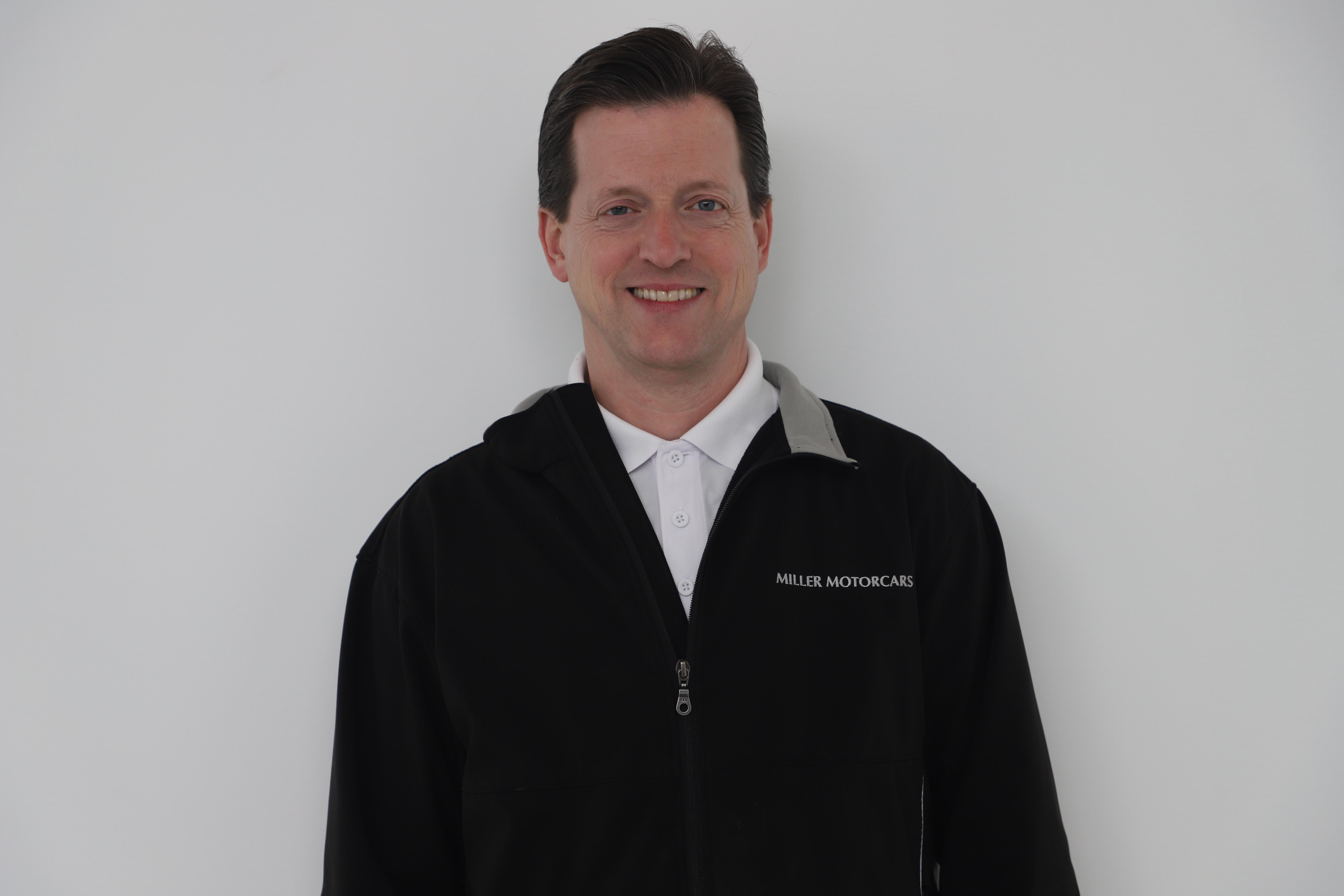 John Skopetos - Service Advisor - Aston Martin & McLaren
