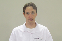 Mark Ahearn - Parts Manager