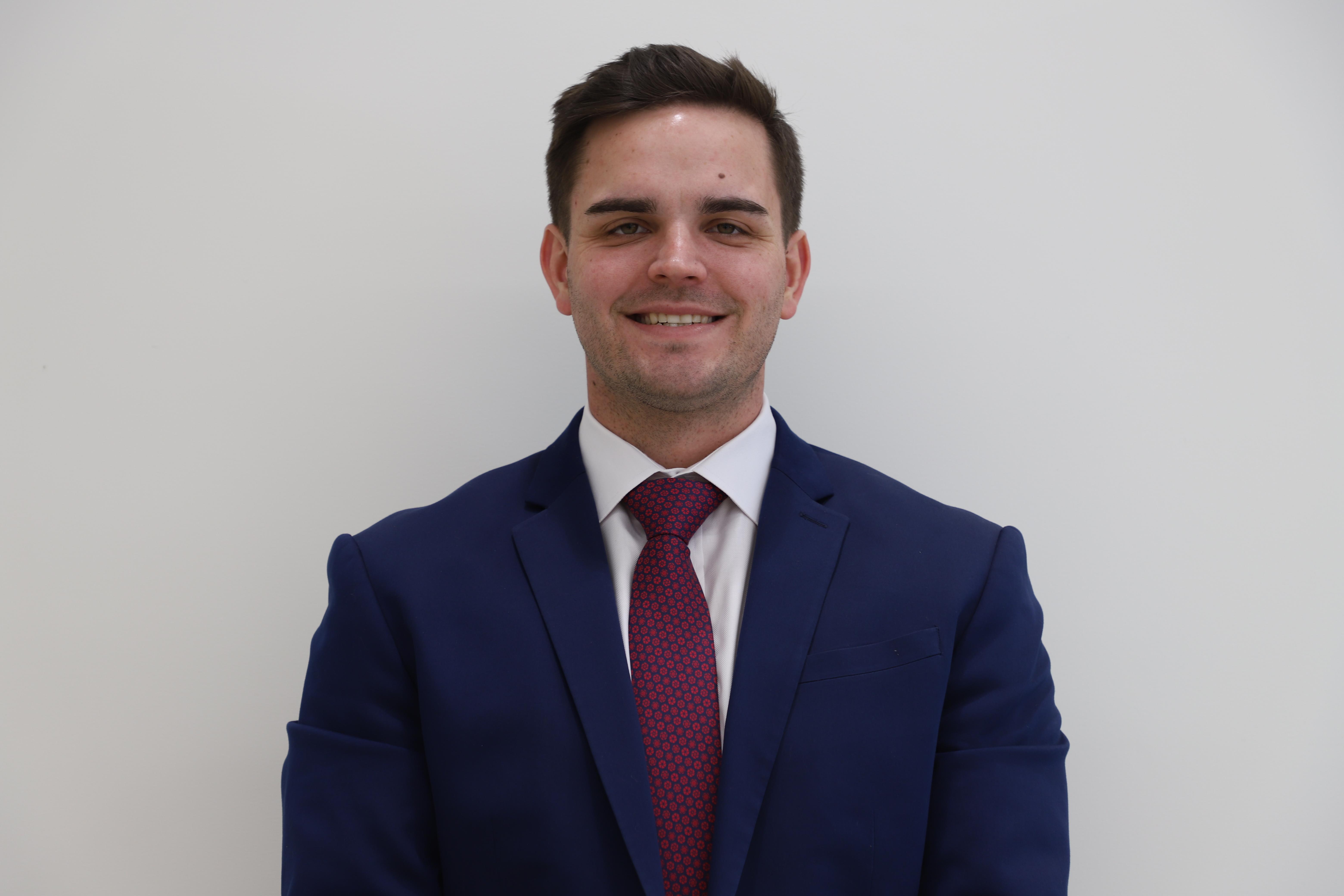 Justin Konda - Sales Specialist - McLaren