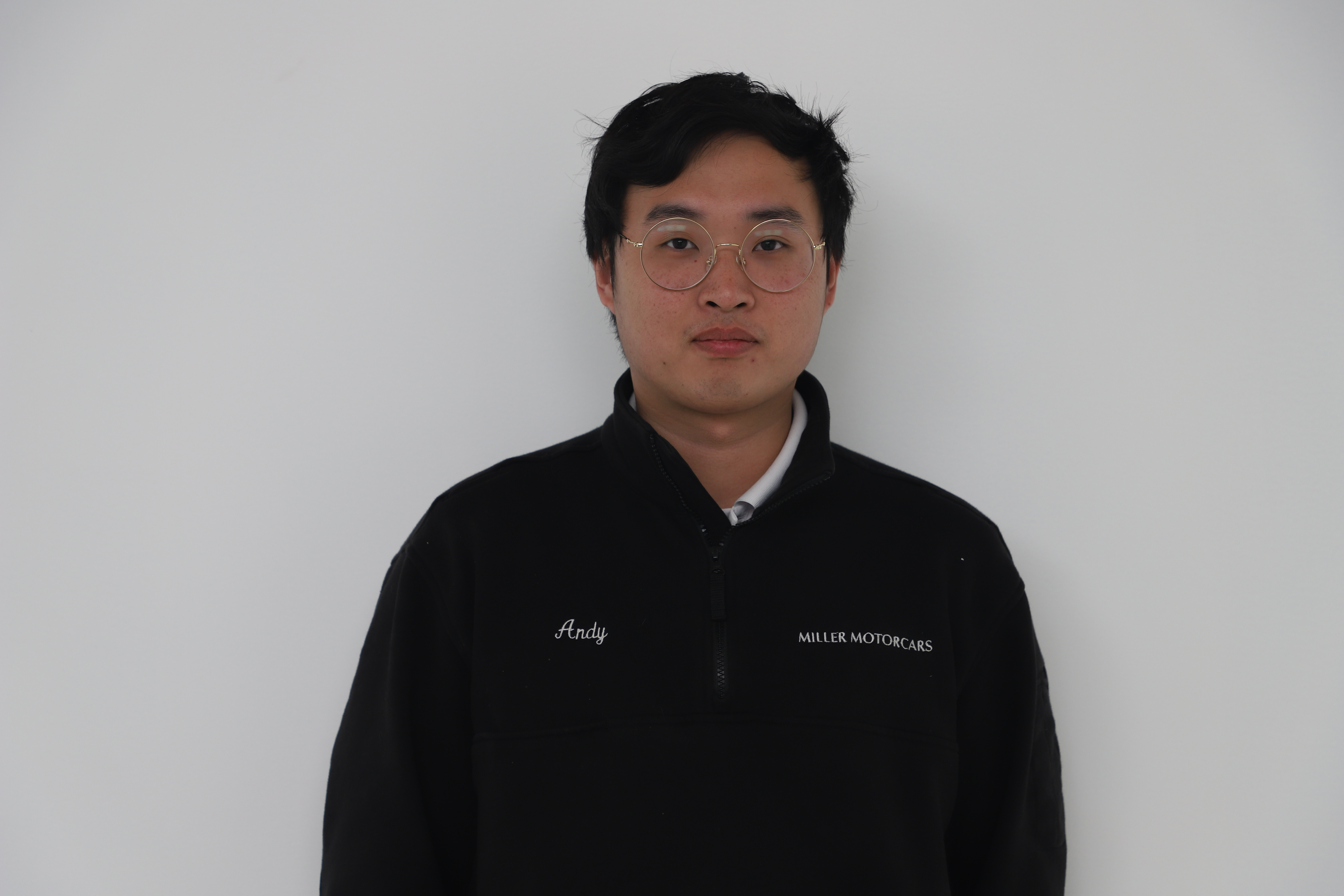 Andy Ng - Parts Specialist