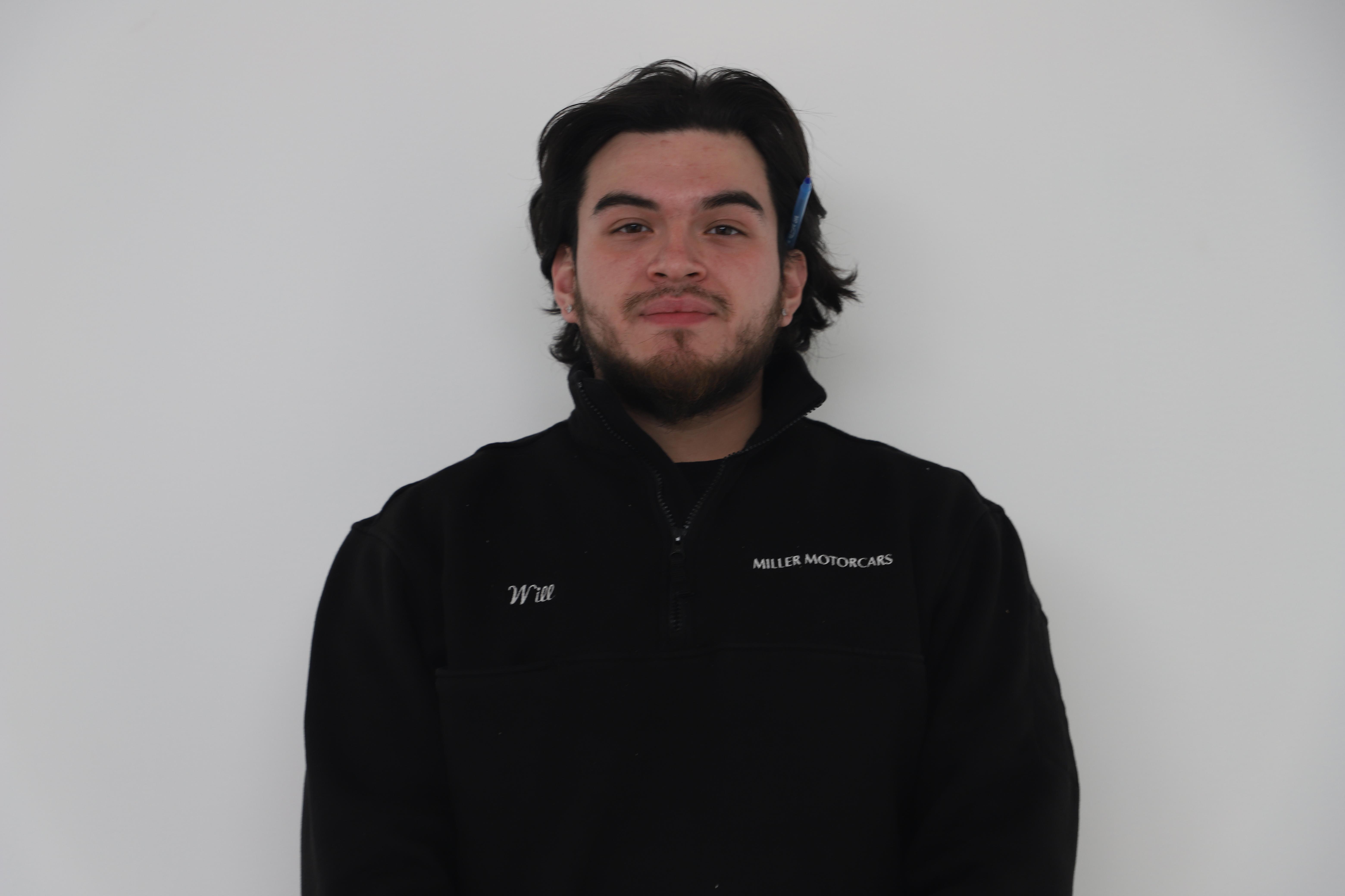 Wilfredo Garcia-Palencia - Parts Specialist